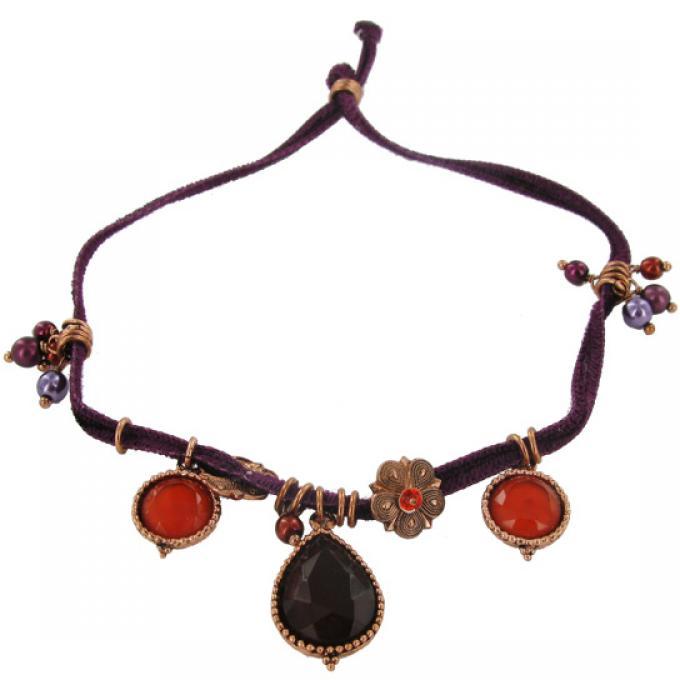 Bijoux Fantaisie Satellite : Bracelet love cat cordon bijoux satellite winaretta