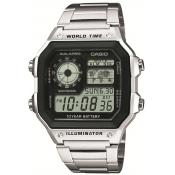 Casio - Montre Casio Collection Men AE-1200WHD-1AVEF - Montre Acier