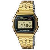 Montre Casio  Chronographe Alarme Dorée A159WGEA-1EF