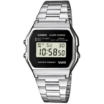 Montre Casio Acier Casio Collection A158WEA-1EF - Homme