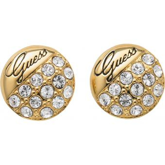 Boucles d'oreilles Guess Crystal Crush UBE71242 - Femme