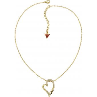 Collier et pendentif Guess Eternally Yours UBN71262 - Femme