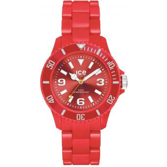 Montre Ice Watch Résine Solid SD.RD.S.P.12 - Femme