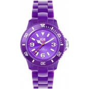 Montre Ice Watch Silicone Solid SD.PE.U.P.12 - Mixte