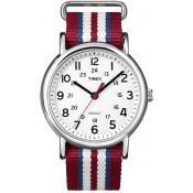 Montre Timex Mixte Bleue T2N746D7