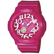 Montre Casio Dateur Digitale Rose BGA-130-4BER - Casio