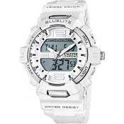 Montre Calypso Chrono Digitale Blanche K5608-1 - Blanc