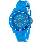 Ice Watch - Montre Ice Watch Solid SD.BE.S.P.12 - Montre Bleue Femme
