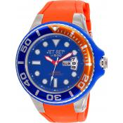 Montre Jet Set Pays-Bas Orange Dateur J55223-11