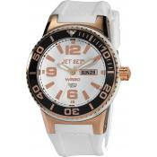 Montre Jet Set Silicone J5545R-161 - Mixte