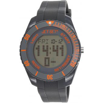 Montre Jet Set Silicone J93491-11 - Mixte