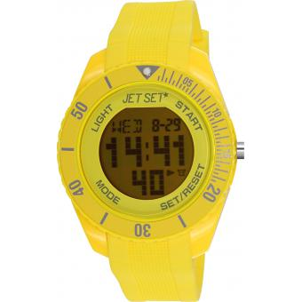 Montre Jet Set Silicone J93491-19 - Mixte