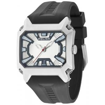 Montre Police Silicone 13600JS-04 - Homme