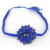 Bracelet Satellite Blue Devil