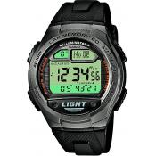 Montre Casio Alarme Chrono Digitale W-734-1AVEF - Casio