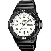 Casio - Montre Casio Collection MRW-200H-7EVEF - Montre Noire Femme