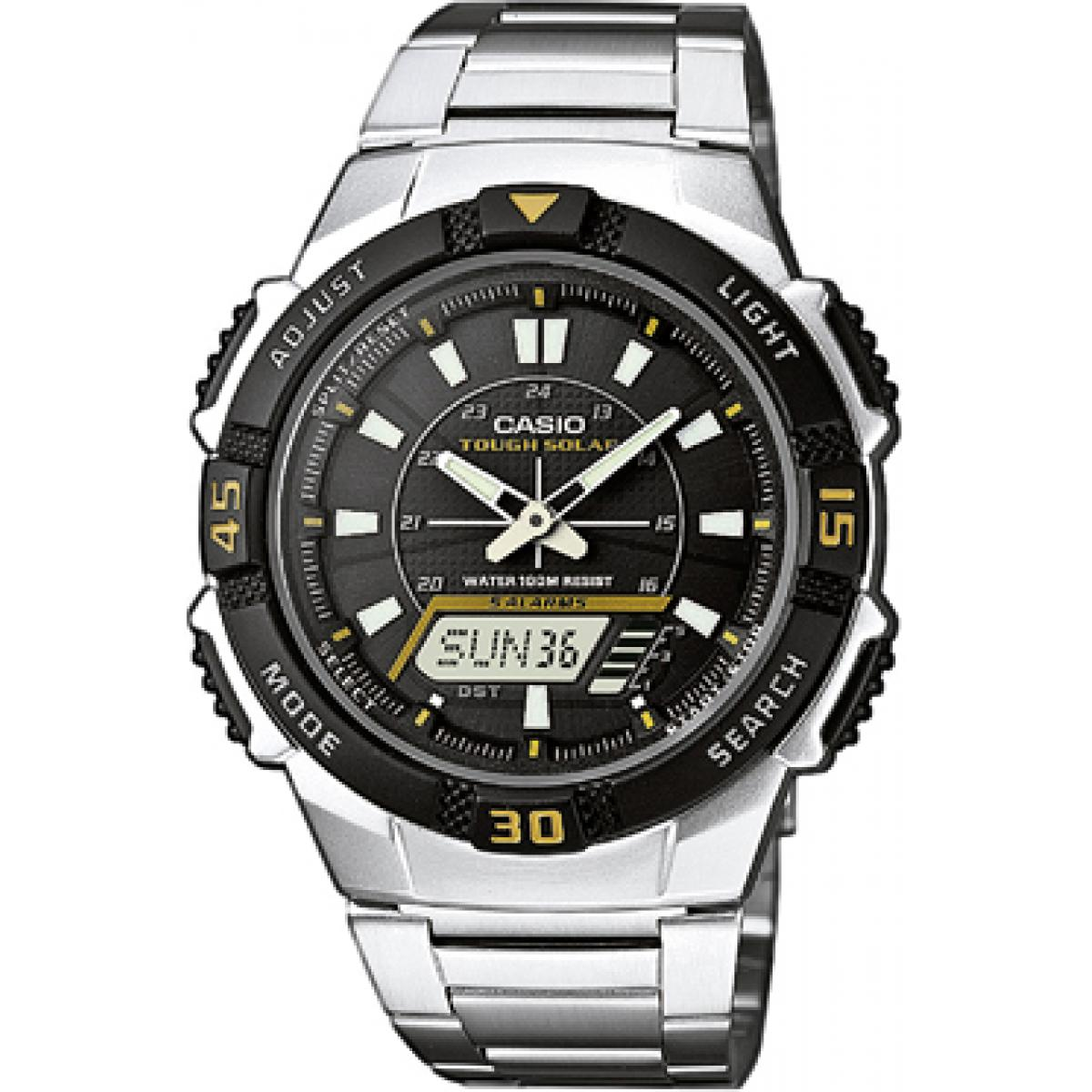 Montre Casio Acier Casio Collection AQ-S800WD-1EVEF - Homme