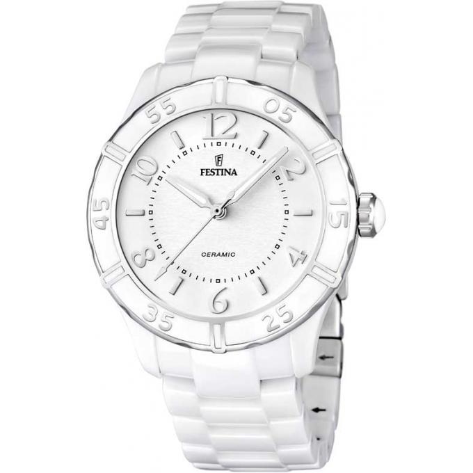 montre festina c ramique f16621 1 montre blanche femme sur bijourama n 1 de la montre homme. Black Bedroom Furniture Sets. Home Design Ideas