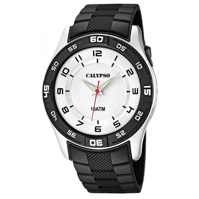 montre calypso k6062 3 montre sport etanche homme sur bijourama montre homme pas cher en ligne. Black Bedroom Furniture Sets. Home Design Ideas