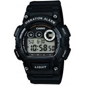 Montre Casio Collection W-735H-1AVEF - Montre Commando digitale Homme