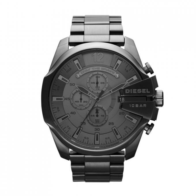 montre diesel dz4282 montre chrono acier homme sur bijourama montre homme pas cher en ligne. Black Bedroom Furniture Sets. Home Design Ideas