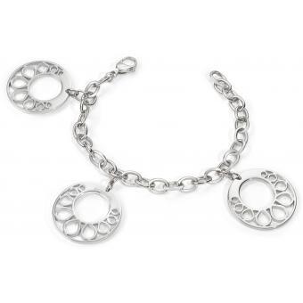 Bracelet Acier Macrame - MORELLATO - Morellato