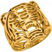 Bague Kenzo Bijoux Tigre Doré 70175220100052