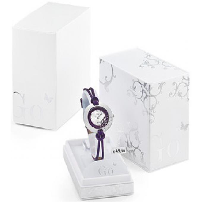 montre go girl only 693691 montre acier anneaux argent femme sur bijourama montre femme pas. Black Bedroom Furniture Sets. Home Design Ideas