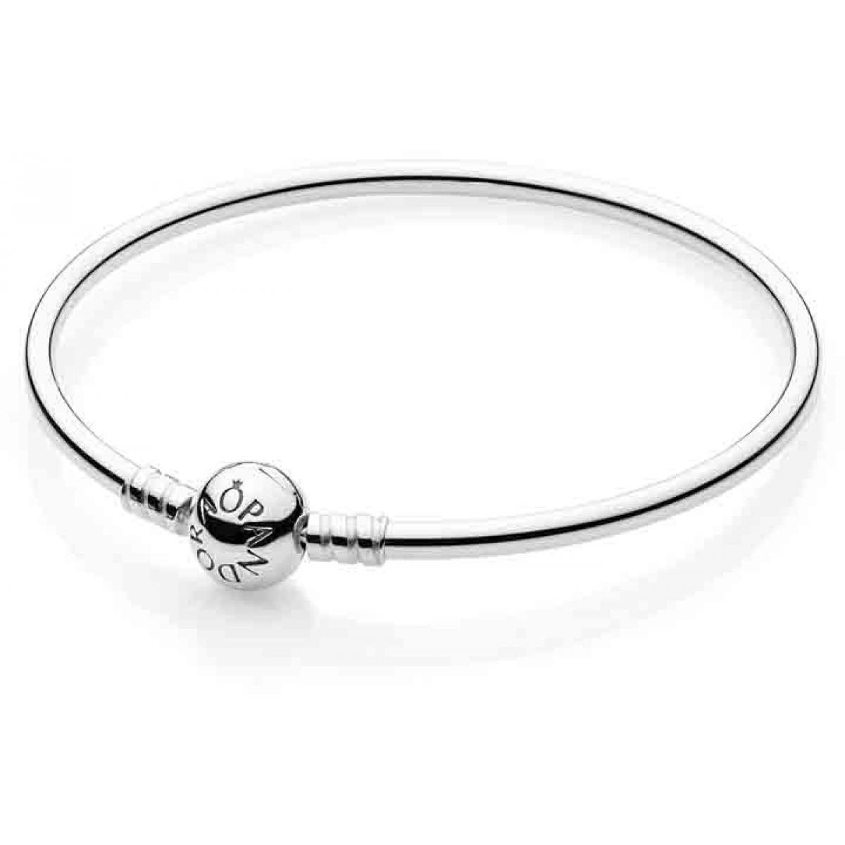 bracelet argent pandora femme