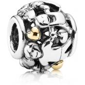 Charms Pandora Charm Or 791040 - Argent