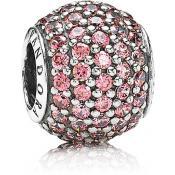 Charms Pandora Charm Rose 791051CZS