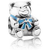 Charms Pandora Charm Bleu 791124EN41 - Moments de Vie