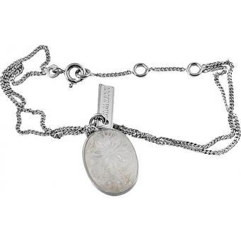 Bracelet Nina Ricci Gourmette 70152581108 - Bracelet Argent Femme