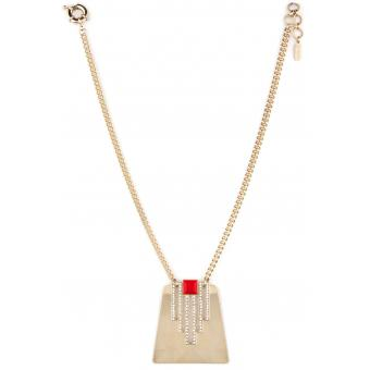 Collier Pendentif Oversize Manhattan - SATELLITE