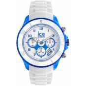 Montre Ice Watch Chrono Tendance Boîtier Bleu CH.WBE.BB.S.13