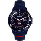 Montre Ice Watch Dateur Bleue Big Logo BMW BM.SI.DBE.B.S.13