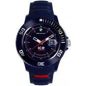 Montre Ice Watch Dateur Bleue Logo BMW BM.SI.DBE.U.S.13