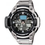 Casio - Montre Casio Collection SGW-400HD-1BVER - Montre Chronographe Homme