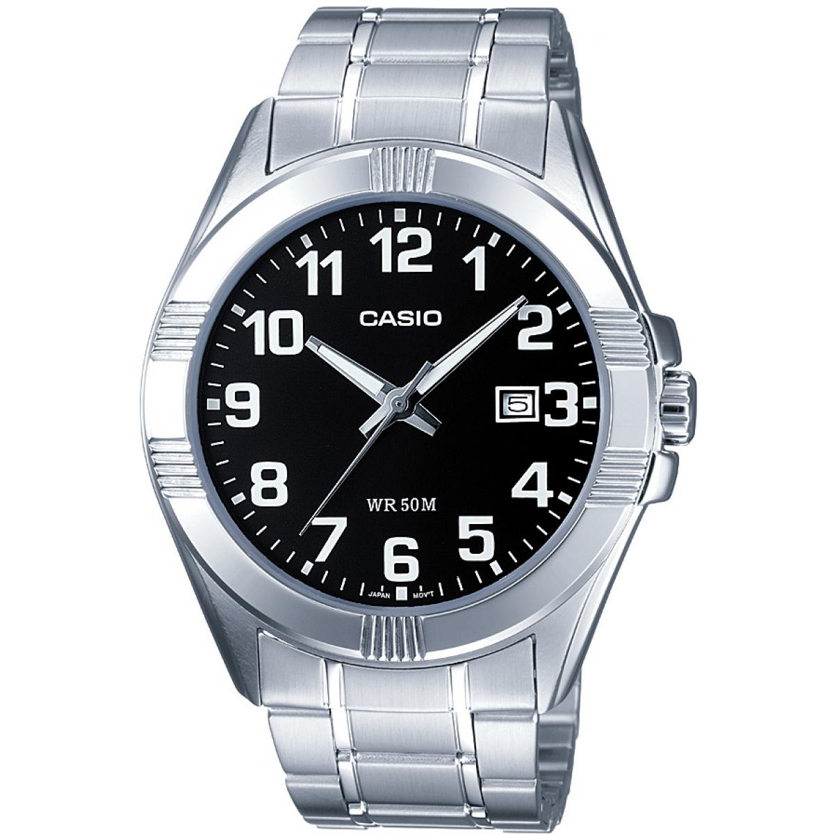 Montre Casio Acier Casio Collection MTP-1308PD-1BVEF - Homme