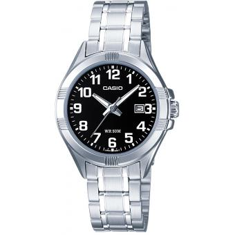 Montre Casio Acier Casio Collection LTP-1308PD-1BVEF - Femme