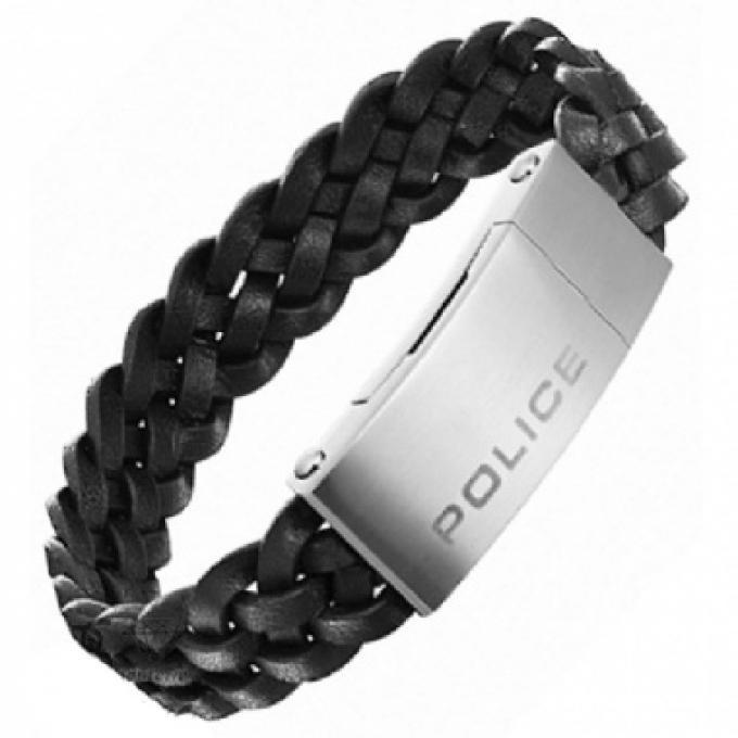 Police Bijoux , Bracelet Police Indy PJ25152BLB01L , Bijoux Police