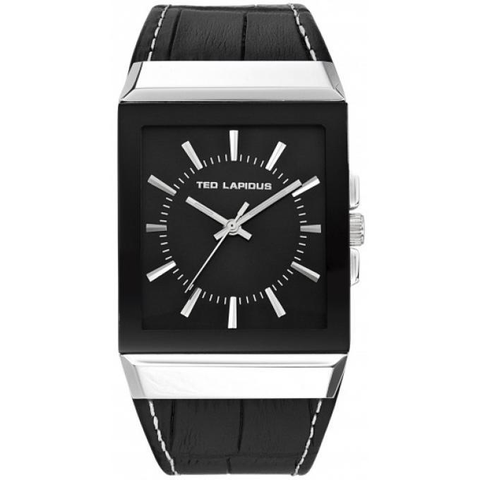 montre ted lapidus elegance 5114004 montre classique noire homme sur bijourama montre homme. Black Bedroom Furniture Sets. Home Design Ideas