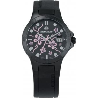 Montre Beuchat Silicone BEU0088-51 - Femme