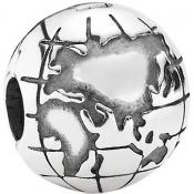 Charms Pandora Charm Globe 791182
