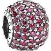 Charms Pandora Pavé Rouge 791051CZR