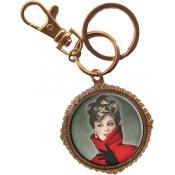 Porte-clés Judith en Bronze  - Les Cakes de Bertrand