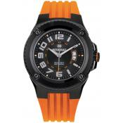 Montre Beuchat Bracelet Orange Sport BEU0059-6