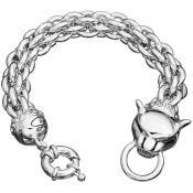 Bracelet Guess Bijoux Argenté Métal Mode UBB81339