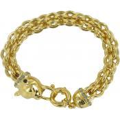 Bracelet Guess Bijoux Doré Métal Mode UBB81340