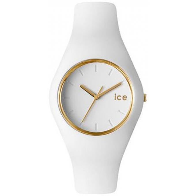 montre ice watch ice gl we u montre ice glam blanche dor e femme sur bijourama montre. Black Bedroom Furniture Sets. Home Design Ideas